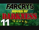 【XB1X】FARCRY 5 HOURS OF DARKNESS 実況プレイ 11