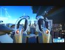 【プラネットコースター】カタパルト?空母発進コースター