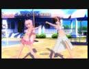【PS4】Project DIVA FT『サマーアイドル(別モジュール版) PV』