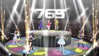 【ミリシタ13人MV】「UNION!!」(765PRO ALLSTARS)【1080p60/ZenTube4K】