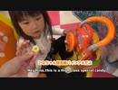 【クレーンゲーム】子供がスイートランドのお菓子に挑戦☆ボタン連打でパインアメゲットなるか!3歳女の子♪【UFOキャッチャー】