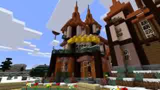 【Minecraft】村を作るのでゆっくり実況させていただきます 9