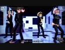 【UTAU+MMD】 lalal危 / 轟栄一・海歌シン・穂歌ソラ・瓜音ウリ 【轟誕生祭2018】【海歌の日】