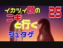 【海外の反応:日本語字幕】イカつい顔のニキと行くシュタゲ 第25話