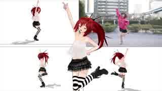 【MMD杯ZERO予告】CULに「恋の魔法」を踊ってもらいました【18夏MMDふぇすと前夜祭】