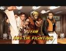 【MUGENMAD】TEAM ART OF FIGHTING【MUGENキャラ作成】
