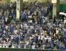 東京ドーム:西武ライオンズ応援風景1-9