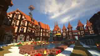 【Minecraft】村を作るのでゆっくり実況させていただきます 10-1