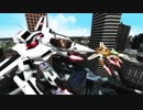 【MMD杯ZERO予告動画】VALKYRIE ETERNAL -FAST ATTACK- thumbnail