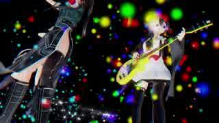 【MMD杯ZERO予告動画】  盗賊流アイのシナリオ(利根&榛名&由良) 1080p