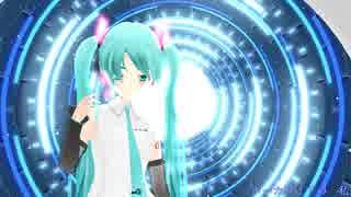 【MMD杯ZERO予告動画】【初音ミク】データ~DATA~【MMD-PV】1080p