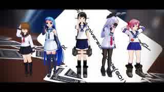 【MMD杯ZERO予告動画】Fifth Anniversary Girls(GO!)【18夏MMDふぇすと前夜祭】