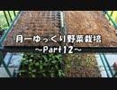 月一 ゆっくり野菜栽培 Part12