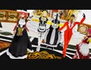 【MMD オーバーロード】ナザリック歓迎式【Crazy∞nighT】