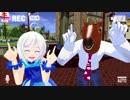 【MMD】シロちゃんとウビバにブーンブンシャカブブンブーンして頂いた【電脳少女シロ&ばあちゃる】