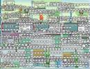 【元動画全コメ付】うんこちゃん『ポケモン6画面で一気にクリアしてやんよ 実況プレイpart6その1』