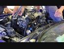 005【RX-7】いよいよエンジンを積み込みます【中古車】