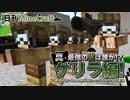 【日刊Minecraft】真・最強の匠は誰か!?ゲリラ編!絶望的センス4人衆がMinecraftをカオス実況!#3