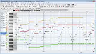 世界樹の迷宮 - 鉄華 討ち果て朽ち果て【FCもどき】 [MIDI]