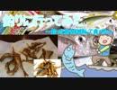 釣ってきた魚(アジ!鯖!小鯛!)で唐揚げ作る~コーヒー牛乳のおつまみに・・・~【キルきるクッキング!?】