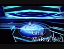 【MMD】Girls 【禍つ電脳少女シロ&ときのそら】