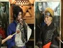 【8月4日初日】新橋演舞場 新作歌舞伎『NARUTO-ナルト-』囲み取材 動画