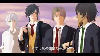 【MMD刀剣乱舞】「school SHOT story 第1