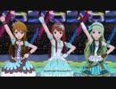 【ミリシタ】トライスタービジョン(恵美・琴葉・エレナ)「UNION!!」【ソロMV(編集版)】