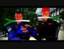 【ジョジョMMD】4部メンバーで「バレリーコ」(1080p対応)