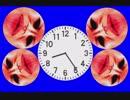 歯車時計BB