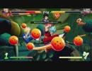 【カジュアル】ヒットトランクスベジット神龍チーム対戦動画1【VSブラックSSJ悟空ベジータ】