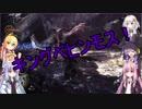 【VOICEROID実況】琴葉姉妹の狩猟チャレンジ【MHW】