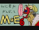 初心者が頑張ってMoE6