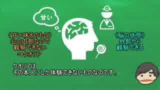 哲学・倫理学をゆっくり解説 Vol. 3 心と脳はどんな関係?‐心身問題‐