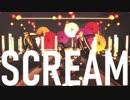 【金カムMMD】 SCREAM 【7名】 1080P