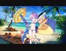 【アズレン】ジャベリンの着せ替え「ビーチピクニック!」 Live2D お試し動画