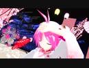 【MMD】撫子色ハート【あぴミク18】振袖