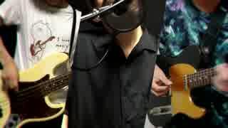 【映画銀魂2主題歌】大不正解/back number 【バンドで演奏してみた】