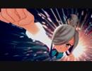 【MMD】ウルトラマンA(朝霜)【艦これ】