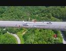 第41位:イタリアのカラブリア州コゼンツァ県のセリコ橋の亀裂の補修が怖ろしい