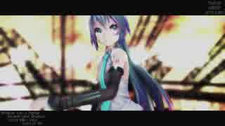【MMD杯ZERO】Makes You a Fighter