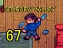 頑張る社会人のための【STARDEW VALLEY】プレイ動画67回