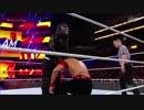 第12位:【WWE】中邑真輔(ch.)vsジェフ・ハーディー【SS18】