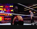 【WWE】中邑真輔(ch.)vsジェフ・ハーディー【SS18】