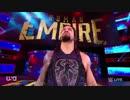 【WWE】ローマン・レインズ(ch.)vsフィン・ベイラー【RAW 18.8.20】