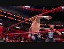 【WWE】ディーン・アンブローズvsドルフ・ジグラー【RAW 18.8.20】