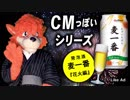 自作着ぐるみ名探偵ホームズ【お酒のCM風動画】日本の夏、花火編15秒版 〜発泡酒 麦一番〜【Fursuit Sherlock Hound】