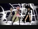 【MMD】いろは鈴音かずみで「ECHO」【マギアレコード】【すずね☆マギカ】【かずみ☆マギカ】