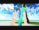 【MMD杯ZERO参加動画】 ぴくちぃ式ミク(Mk12 & Mk13)で愛Dee