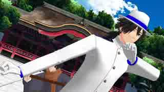 【Fate/MMD】ジャバヲッキー・ジャバヲッカ【坂本龍馬/岡田以蔵】